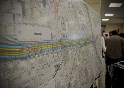 TxDOT Proposed I-45 Plan.